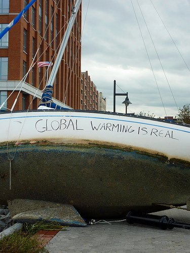 Global warming is real source michael cairns october 31 2012