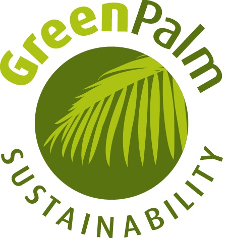 Image result for green palm sustainability logo