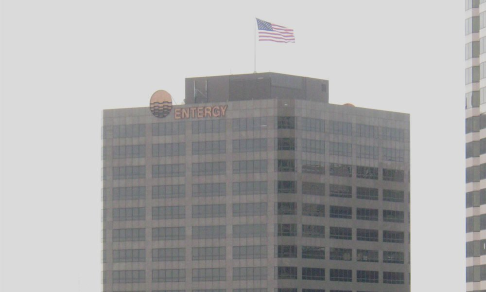 Entergy building from Hilton New Orleans